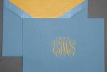 Stationery / by Nati J