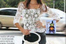 Blusas de mi blog / by Mi Crochet Tejidos Artesanales