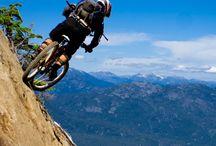 Mountain biking / by Marcus Baumann