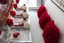 Tablescape Mania! / WOW Factor, stunning, elegant, contemporary, fabulous, jaw-dropping table designs / by Desiree Dent