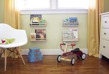 Children's Rooms / by caroline armelle drake