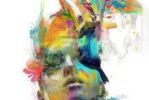 Art / Imagine it / by Talar Sermanoukian