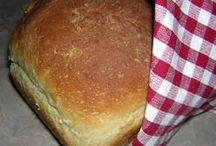 Food: Breads  / by Lauren V