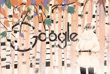 Google Doodles / by Shawnee Willis