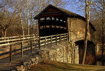 Covered Bridges / by Patricia LeSage