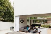 Modern Home / by Alicia Warren-Therien