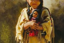 Art - Western/Native American/Poetry/photos / by Cheryl