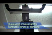 Nolting Longarm videos / Troubleshooting tips to How to's and more / by Nolting Longarm