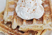 {breakfast} recipe board / by Caroline Driscoll