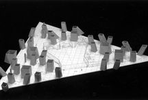 Architectural models / by Ollie Millett