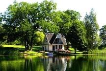 My house...someday :) / by Margaret Bond