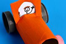 Kid crafts! / by Samantha Dunn