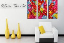 Interior Design Ideas Art / Interior Design Ideas Art / by Julia Apostolova