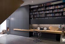 home office / by Ana Novak