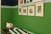 bedroom makeovers / by Kirstin Jean