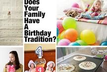 Kids birthday Ideas / by Nicole Jones/Reeve