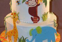 Jungle birthday party / by Terra Castanon
