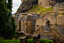 SCOTLAND / Virtue Mine Honour / by KP MacLane