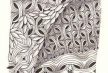 Zentangle Patterns / by Cindy Guard