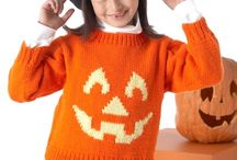 Autumn/Halloween Knitting / All links to patterns/ideas for Autumn seasonal knitting, including Halloween, moved here. / by Nancy Thomas