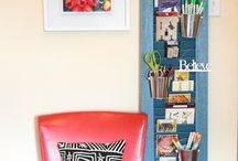 The ultimate craft room / by buttons and paint...