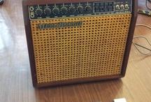 Amplifier / by radya guitars