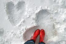 snow pics / by Priscilla Nickels
