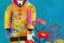 Embroidery / by Elena Caron
