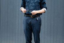 fashion for men / by Jack Hignett