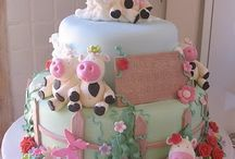 Creative Cakes / by Karen Dunaway (The Skinny Gourmet)