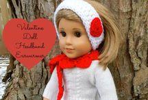 18 inch doll fun / by Destanie Mazurek
