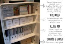 Home Office Ideas / by Amy Panich