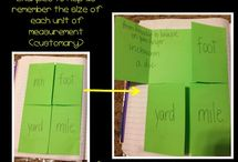 Math Measurement / by Pam Huxford