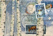 Collages / by Anne Edenloff