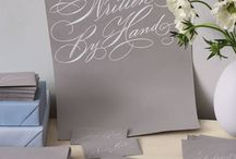 wedding: paper / by Catherine Kwong