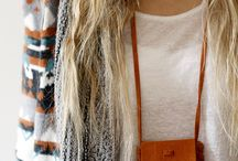 Sweater Weather / Tis the season for sweaters. / by Megan Gross