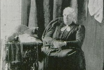 Frances Ann Wood Shimer (1826-1901) / Co-founder with Cindarella Gregory of the school today known as Shimer College, the Great Books college of Chicago. ( http://shimer.edu )  May 11th is the anniversary of the school's founding in 1853. / by Shimer Unauthorized