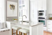 Small Kitchens / by Sylvia Render
