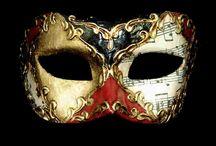 masks / by Lidwina Santi Ong