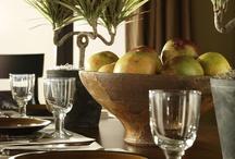 table tops / by Amy Hobbs Mahoney