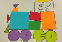 Preschool / by Kimberly Bell