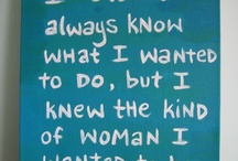 Quotes / by Frances Dixon