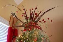 Christmas tree decor / by Rachael Fairley