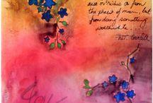 Art Journaling / Art journaling / by Paula Garcia