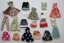 Doll Clothes and Stuff / by Autumn Murphy