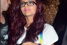 hair color ideas / by Odessa Shepherd