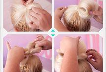 Hairstyles / by Brittany Barrett