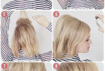 hair stuff / by Debbie Reed