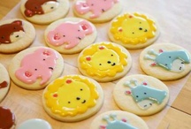 Cookie Creations / by Kathy Sliskevics Maloney