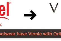 Vionic Footwear / by The Insole Store.com